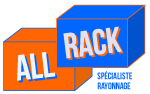 All Rack 13 - Spécialiste dans l'achat et la vente de matériel de stockage neuf ou occasion.